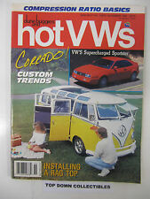 Hot V Ws & dune buggies   November  1989   Treasure Hunting In Guyana