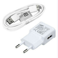 USB Cable + Car + AC Wall Home Charger OEM Quality For Samsung Galaxy Note 3 S5