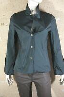 LILITH Taille M 38 40 Superbe chemise manches longues grise ou veste demi saison