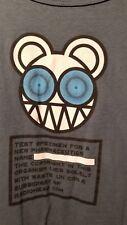 RADIOHEAD 'Kid A' 'Test Specimen' WASTE 2000 Used Vintage T-Shirt