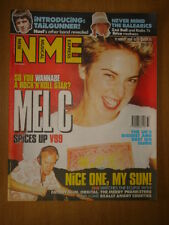 NME 1999 AUG 21 MEL C FATBOY ORBITAL OASIS FLAT ERIC