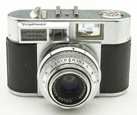 Voigtländer Vitomatic IIa 2a Kamera Sucherkamera mit Color-Skopar 2.8 50mm Optik