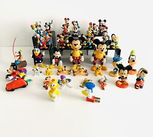 Vintage 80s 90s! Disney Applause Others PVC Figurine Lot RARE Tall Mickey 45+