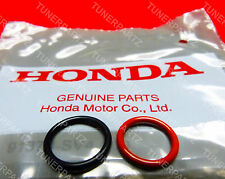 OEM ACURA HONDA Power Steering Pump Rubber Inlet & Outlet O-Ring Seals 2 pcs KIT
