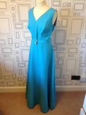 Eveningwear Polyester 1970s Vintage Dresses for Women