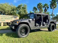 Am General M998 Hmmwv Hummer H1 No Reserve !
