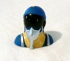 Pilot Sam Blue Helmet GOLD Scarf Figurine Small 40mm Height