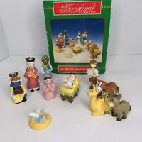House of Lloyd CHILDS 1st NATIVITY SET Christmas Around The World Holy Read
