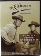 The Rifleman: Season 2 Volume 1 (Episodes 41 - 58) [New DVD] Boxed Set