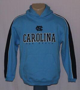North Carolina Tar Heels Youth Hoodie Pullover Hooded Sweatshirt Youth S