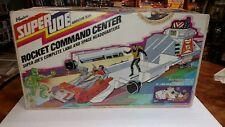 1977 HASBRO SUPER JOE ADVENTURE TEAM LAND AND SPACE HEADQUARTERS IN BOX