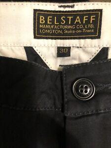 Belstaff Chinos Navy 30