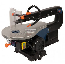 """FERM Scroll Saw Fretsaw 16"""" 400mm Fret Craft Bandsaw Table Delivery"""