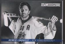 2012-13 Score Team Score #TS6: Henrik Lundqvist