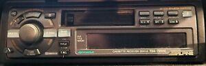 Alpine AM/FM Cassette Shuttle Control (TDA-7558E) and 12 CD Changer (CHA-1204)