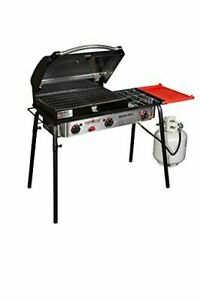 New Camp Chef Big Gas III Grill Camp Stove SPG-90B