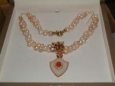 Diamond Yellow Gold Necklace/Choker Vintage Fine Jewellery