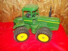 John Deere 8640 4wd JD 8 wheel tractor VINTAGE Ertl Toy 1/16 Original