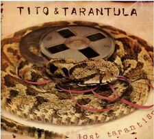 Tito & Tarantula - Lost Tarantism [New CD] UK - Import