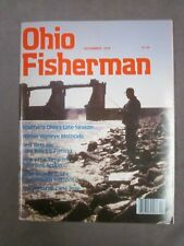 Ohio Fisherman Magazine   1979   Walleye   Lake Erie   Little Beaver Creek