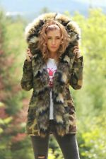 European Parka Winter Jacket Camo / Green L Org. Price $419.00