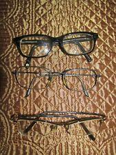 """""""CARRERA ET AUTRES"""" lot de 3 paires de lunettes de vue pour homme"""