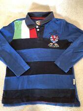 Vingino - Super  Langarm- Polo-Shirt  Gr.8 (128) Topzustand !