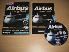 AIRBUS COLLECTION - LONG HAUL Pc  Add-On Flight Simulator Sim 2004 X FS2004 FSX