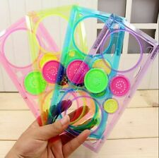 1 Geometric Tools Toys Drawing Stationery Spirograph Ruler Drafting Set Pcs