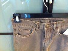 NWT NEO LA Brown Grunge Jeans, Sz 26, Retail Price: $235 (Keyword Frame Denim)