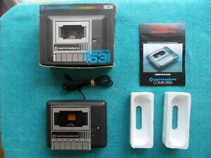 boxed & fully working - COMMODORE DATASSETTE 1531 CASSETTE PLAYER / RECORDER