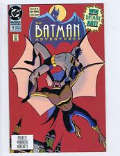BATMAN ADVENTURES #11 DC 1993 the Beast Within !