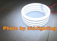 BMW Cotton Angel Eye Halo Ring Light LED SMD E46 White 2D 2 Door Coupe Facelift