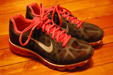 Women's Nike Air Max 2011 Black / Pink Spark Running Sneaker (7.5) 429890-006