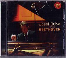 Josef BULVA Spielt BEETHOVEN Waldstein Moonlight Quasi una Fantasia Sonata CD