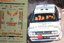 "DECAL CALCA 1/43 LANCIA DELTA ""VALVI"" S.SERVIA RALLY CATALUNYA - C. BRAVA 1990"