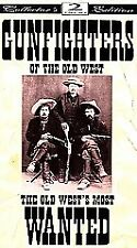 Gunfighters of the Old West (VHS, 1992, 2-Tape Set)