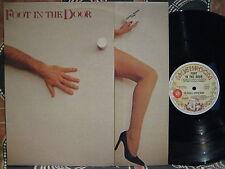 RUSSELL MORRIS BAND Foot In The Door 1979 Oz Rock PROMO (Australian) LP