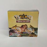 Sealed Sword & Shield Darkness Ablaze Booster Box 36 pack ct NEW Pokemon TCG