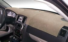 Chevrolet Malibu 1997-2003 Brushed Suede Dash Board Cover Mat Mocha