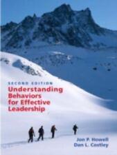 Understanding Behaviors for Effective Leadership by Dan L. Costley and Jon P....