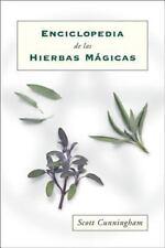 Enciclopedia de las Hierbas Mágicas by Scott Cunningham (1999, Paperback)