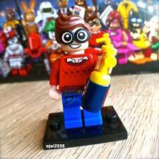 71017 THE LEGO BATMAN MOVIE Dick Grayson #9 Minifigures SEALED Robin Ward Orphan