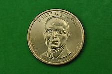 2015-P Bu Mint State (Harry S Truman) Us Presidential One Dollar Coin
