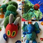 Eric+Carle+Lot+Of+Toys+hungry+caterpillar+Plush+Rattle+Pull+toy+%26+Blanket