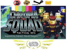 Chroma Squad PC & Mac Digital STEAM KEY - Region Free