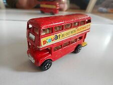 Playart Double Deck Bus in Red