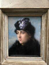 Alexandre Jacques Chantron (1842-1918) - Elégante