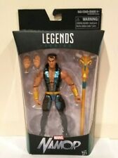 HASBRO MARVEL LEGENDS WALGREENS EXCLUSIVE NAMOR(NAMOR McKENZIE) W/TRIDENT EX-HDS