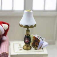 1/12 Dollhouse toy model miniature lamp for kids best birthday gift ME